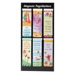 Christian Art Gifts Whimsical Friends - Magnetic Bookmark Set