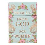 Christian Art Gifts Promises from God for Women Box of Blessings