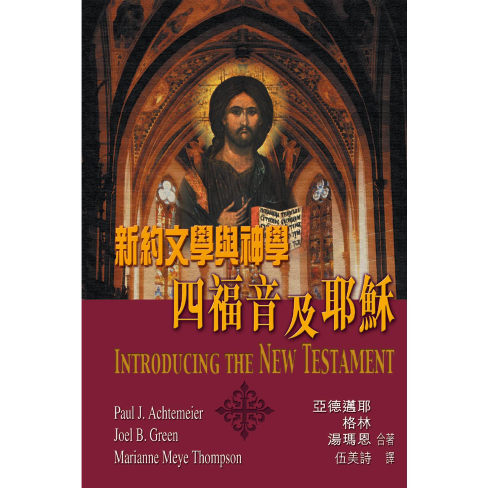 天道書樓 Tien Dao Publishing House 新約文學與神學:四福音及耶穌 Introducing the New Testament: Its Literature and Theology