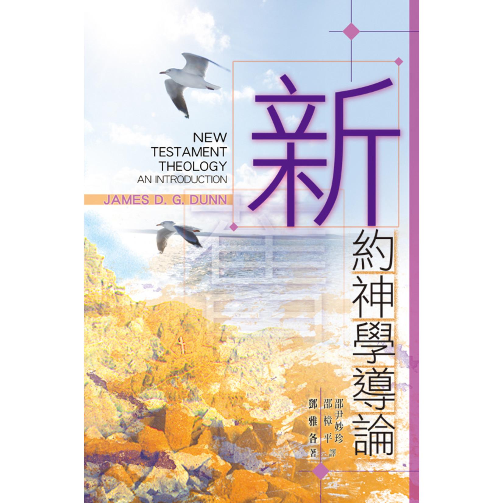 天道書樓 Tien Dao Publishing House 新約神學導論 New Testament Theology: an Introduction