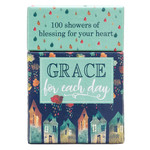 Christian Art Gifts Grace for Each Day Box of Blessings
