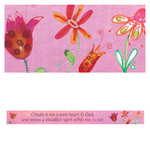 Christian Art Gifts A Pure Heart Magnetic Strip - Psalm 51:10