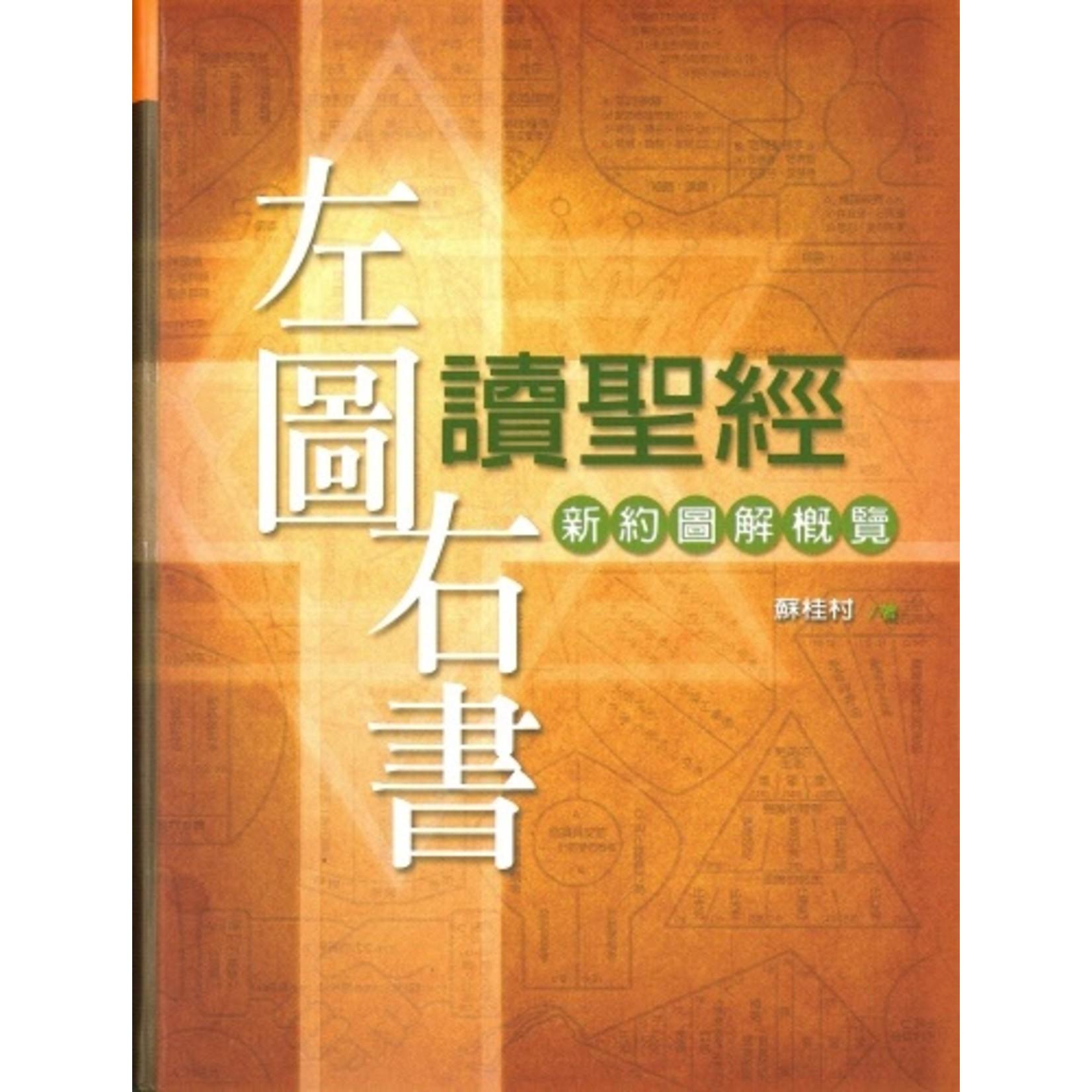 基督使者協會 Ambassadors for Christ 左圖右書讀聖經:新約圖解概覽
