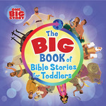 B&H Publishing Group The Big Book of Bible Stories for Toddlers (padded)