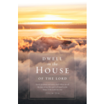 B&H Publishing Group 喪禮列序單 Bulletin - Dwell In The House Of The Lord (Psalm 23:6 KJV) (Funeral) (Pack Of 100)