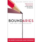 Zondervan Boundaries: When to Say Yes, How to Say No to Take Control of Your Life