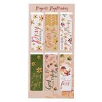 Christian Art Gifts Pray Together - Magnetic Bookmark Set