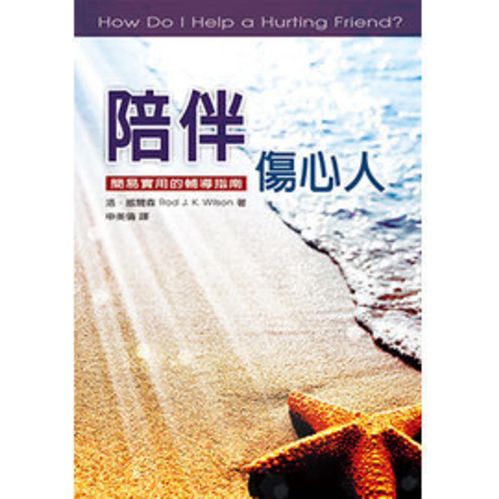 天恩 Grace Publishing House 陪伴傷心人:簡易實用的輔導指南 How Do I Help a Hurting Friend