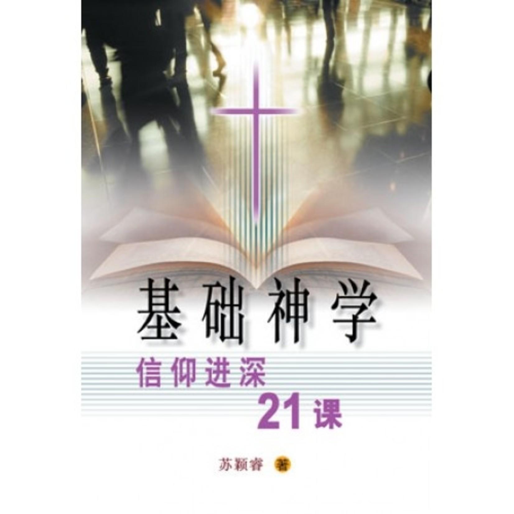 宣道 China Alliance Press 基礎神學:信仰進深21課(簡體)