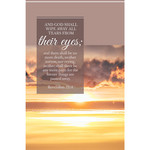 B&H Publishing Group Bulletin - God Shall Wipe Away (Funeral) (Pkg 100)
