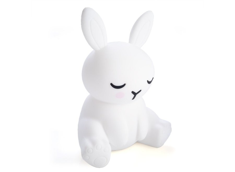 Lil Dreamers Bunny SiliconeTouch LED Light