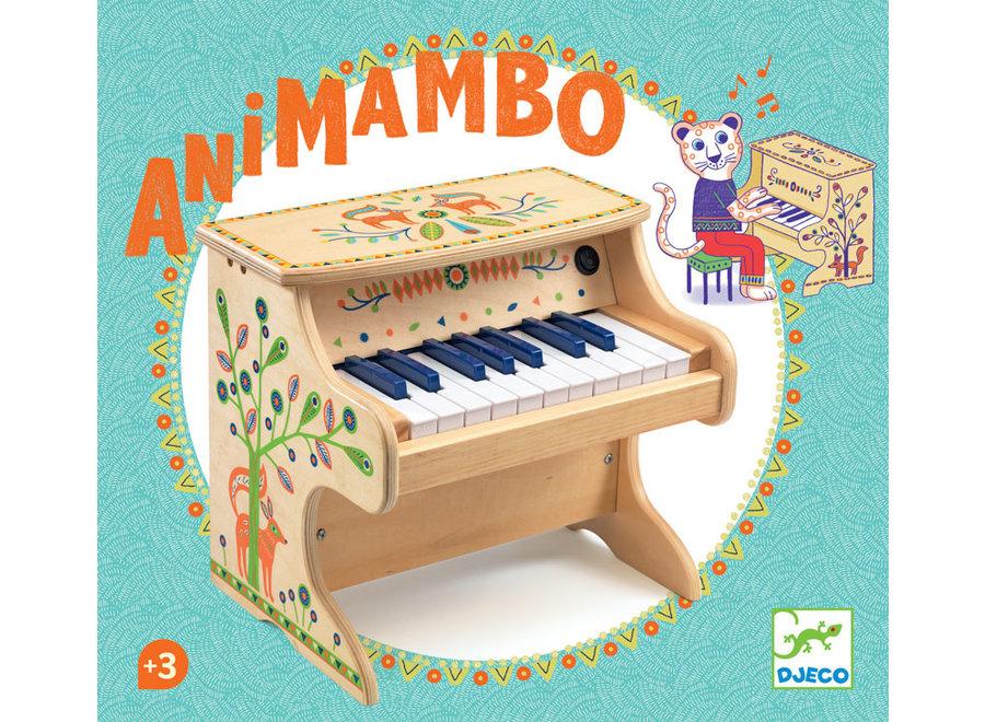 Electronic 18 key Piano