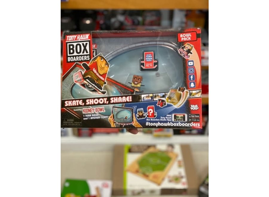 Box Boarders Bowl Pack