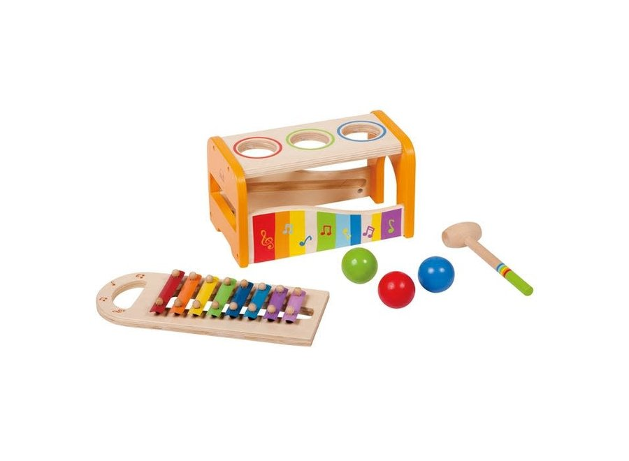 Early Melodies Pound and Tap Bench