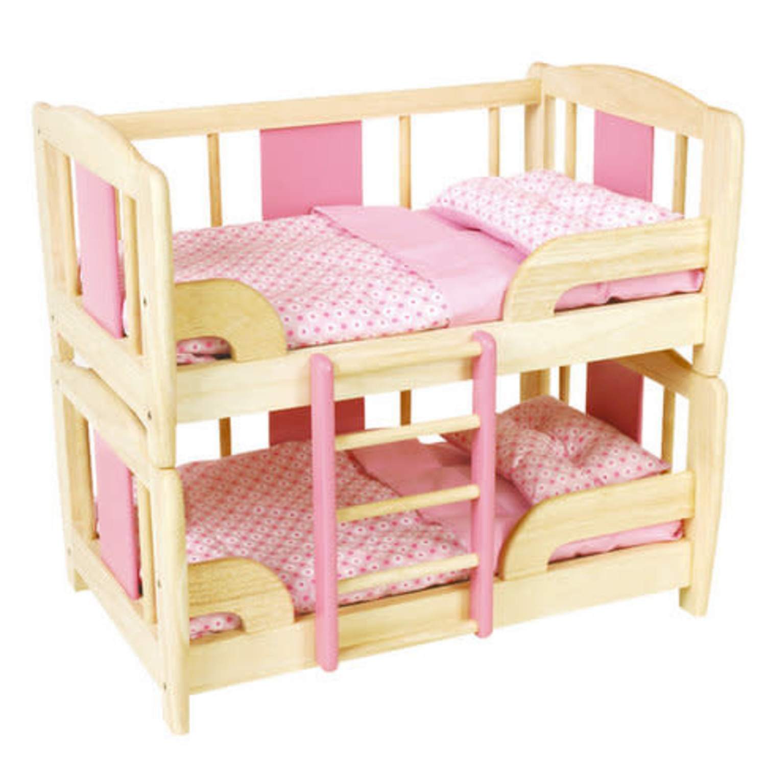 Picture of: Pintoy Dolls Bunk Bed Hurley Burley Toys