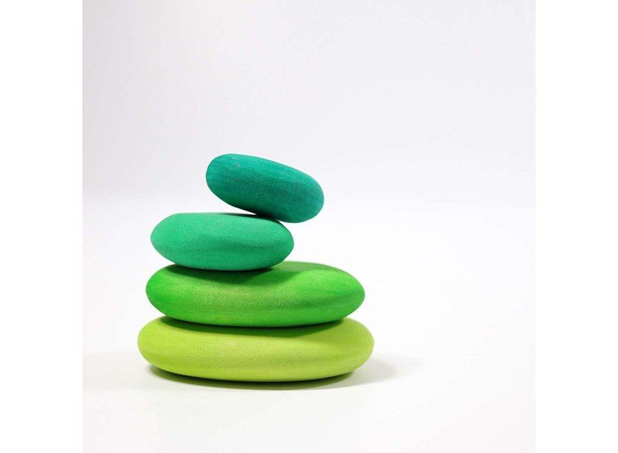 Moss Pebbles