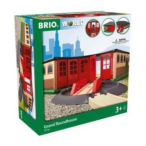 Brio Brio Grand Roundhouse Train