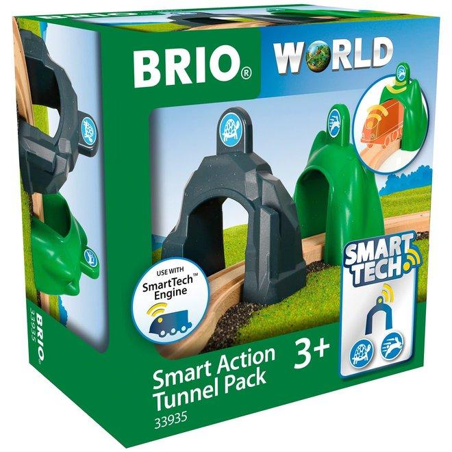 Brio Smart Action Tunnel Set