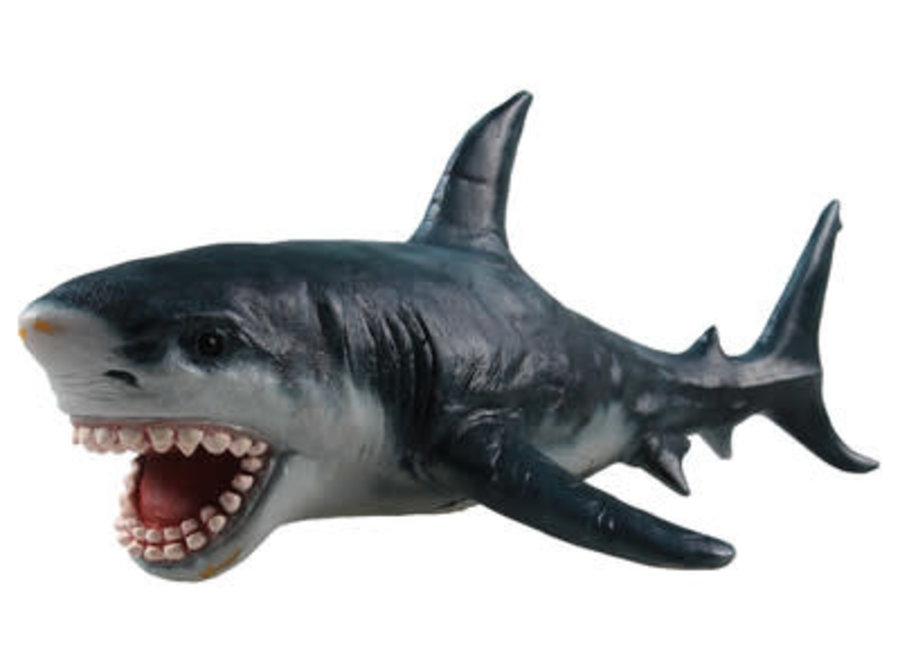 Great White Shark 26cm Soft PVC