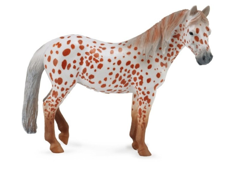 Collecta British Spotted Pony Mare
