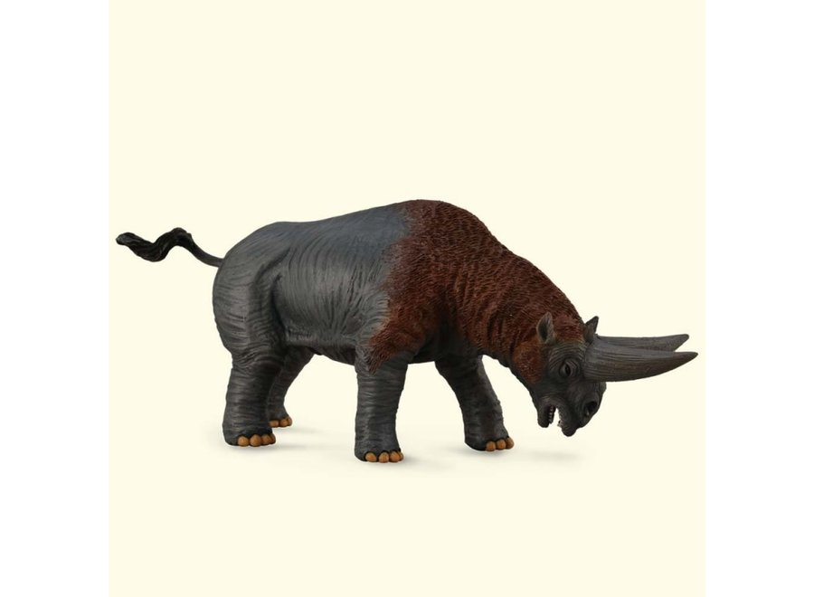 Collecta Arsinoitherium Two Horned Dino