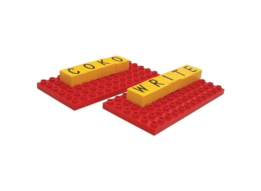 Coko Base Plates Set of Six