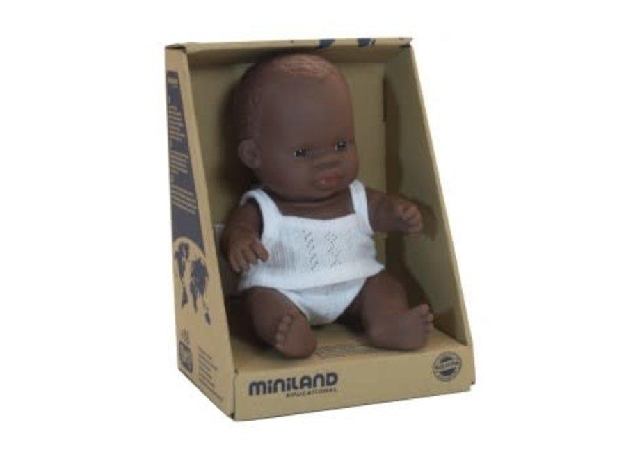 Miniland African Boy 21cm