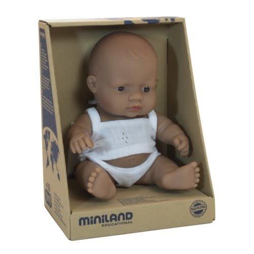Miniland Miniland Latin American Boy 21cm