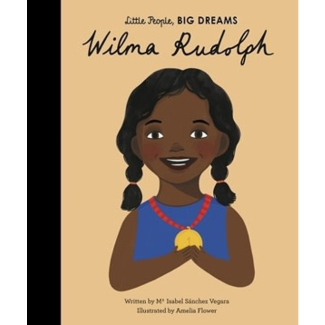 Little People Big Dreams - Wilma Ruldolph