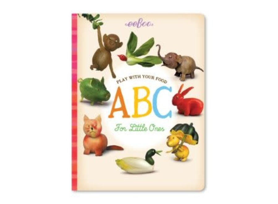 ABC Play with Food Book