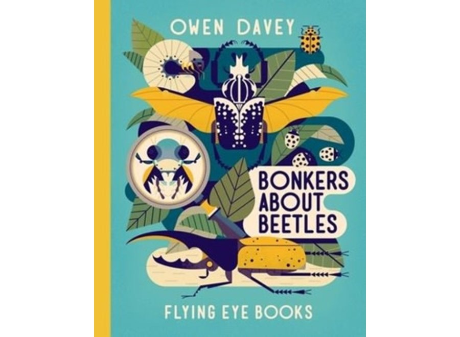 Bonkers about beetles