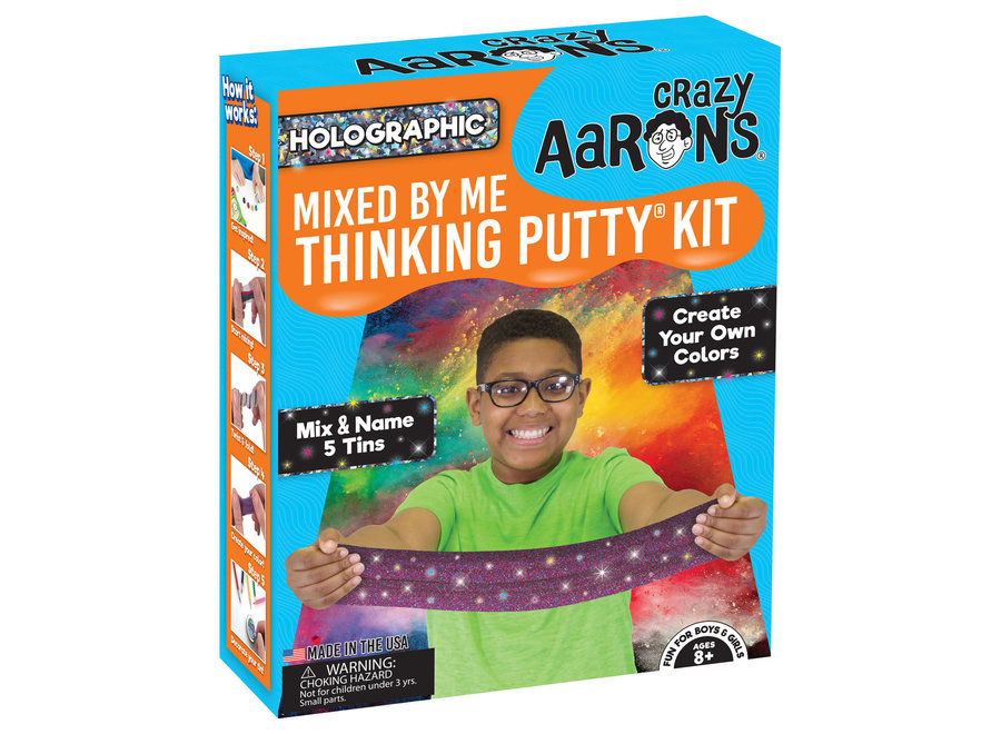 Crazy Aarons Putty - Holographic