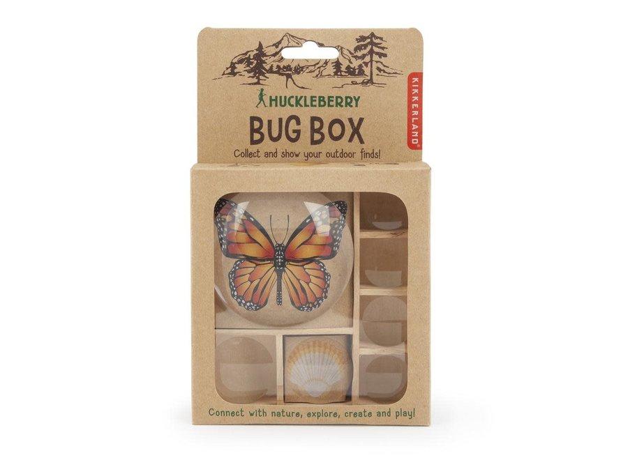 Kikkerland Great Outdoors Bug Box