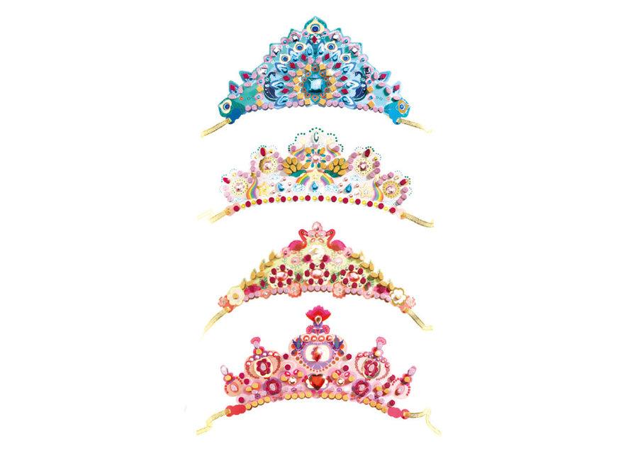 Do It Yourself Like A Princess Tiaras