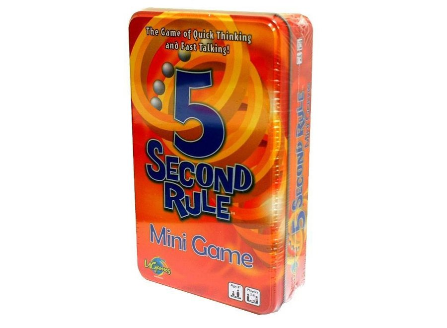 5 Second Rule Travel