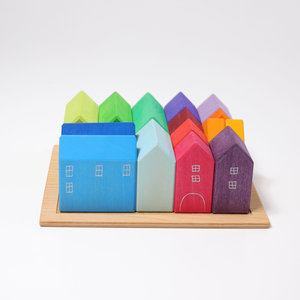 Grimms Building Set Small Houses