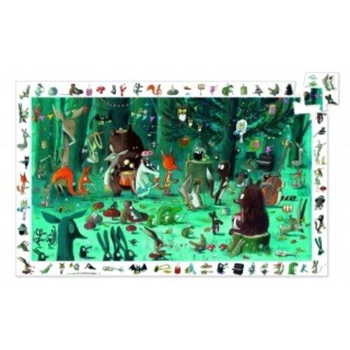 Djeco Djeco The Orchestra Puzzle 35 pce