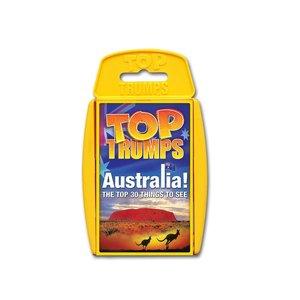 Top Trumps: Australia!