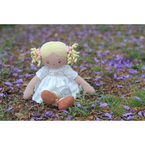 Priscy Linen Doll with Blonde Hair