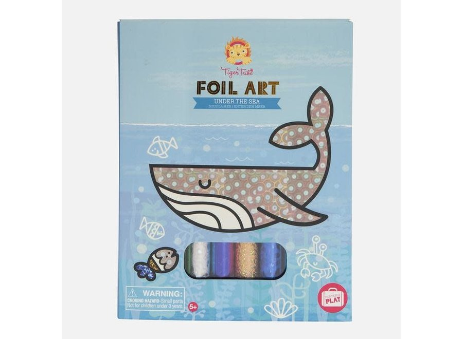 Foil Art - Under The Sea