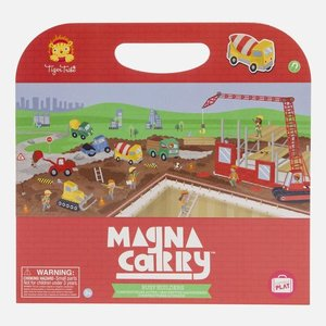 Tiger Tribe Magna Carry Busy Builders