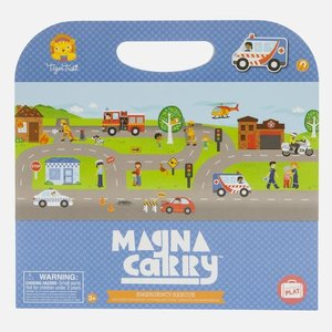 Tiger Tribe Magna Carry Emergency Rescue