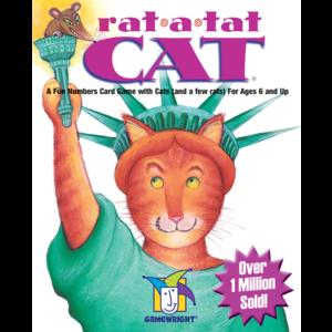 Gamewright Rat a Tat Cat