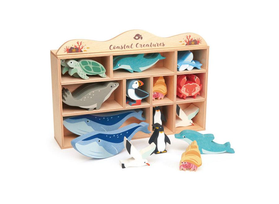 Coastal Creatures Set