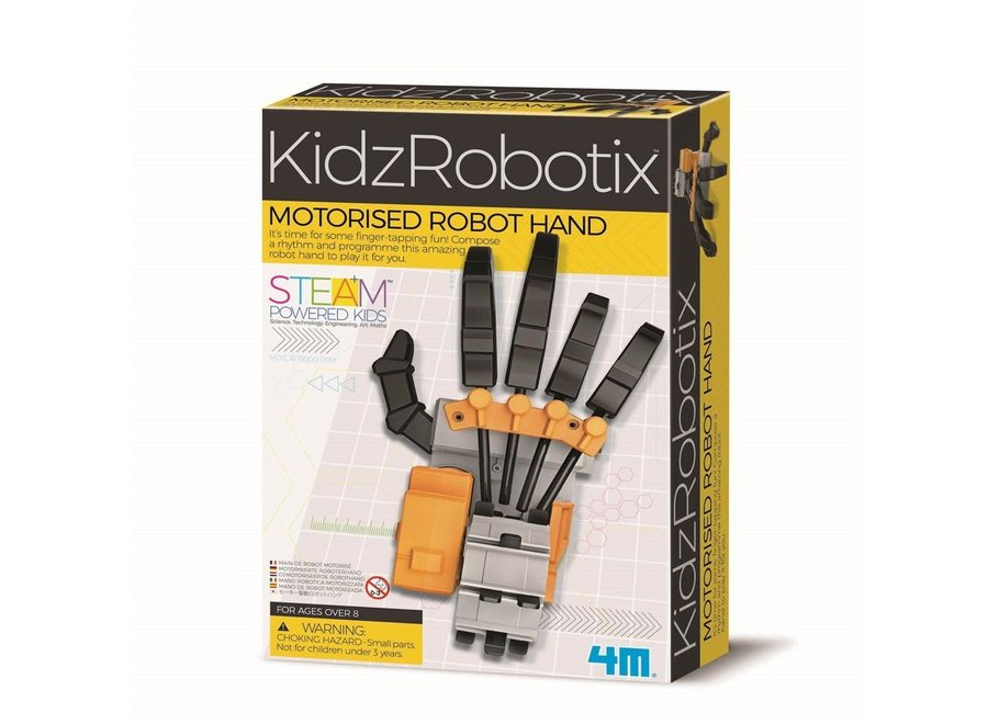 4M Motorised Robot Hand
