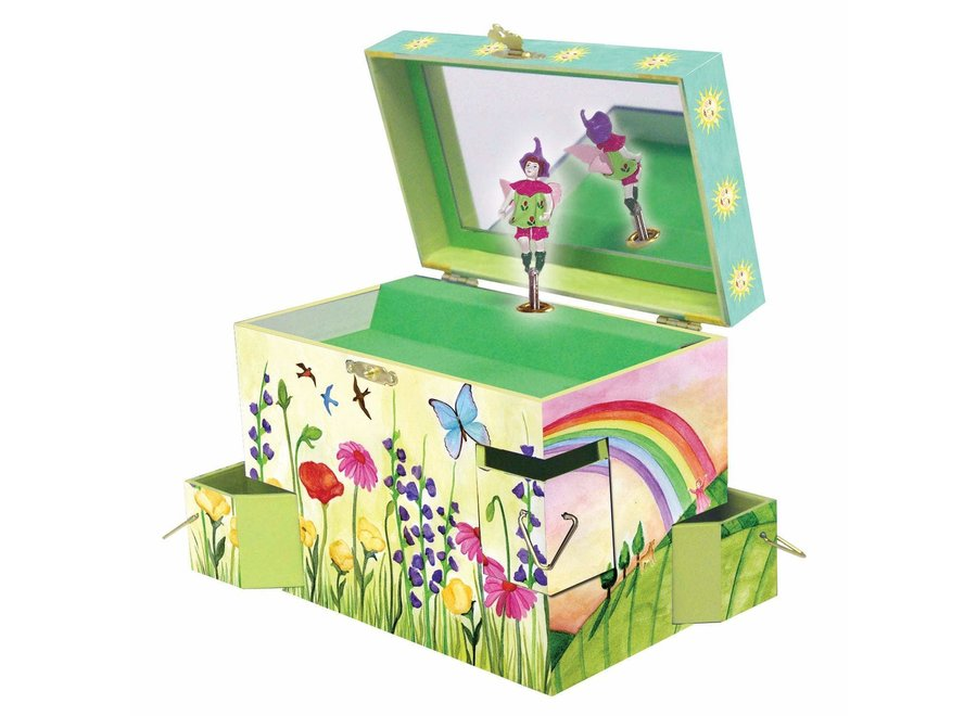 Enchantmints Music Box  Summer Sunshine