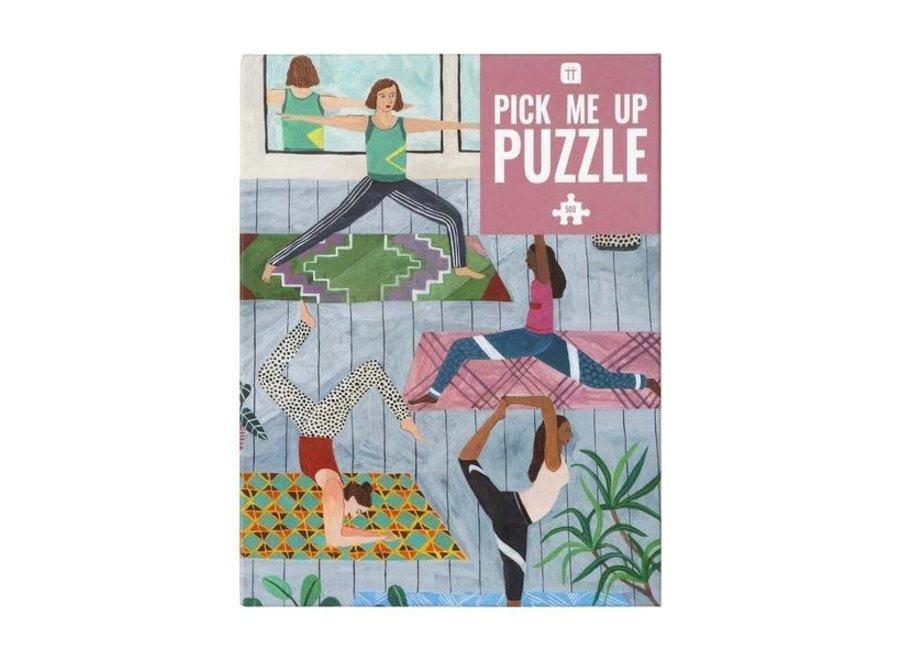 500 Pce Yoga Puzzle