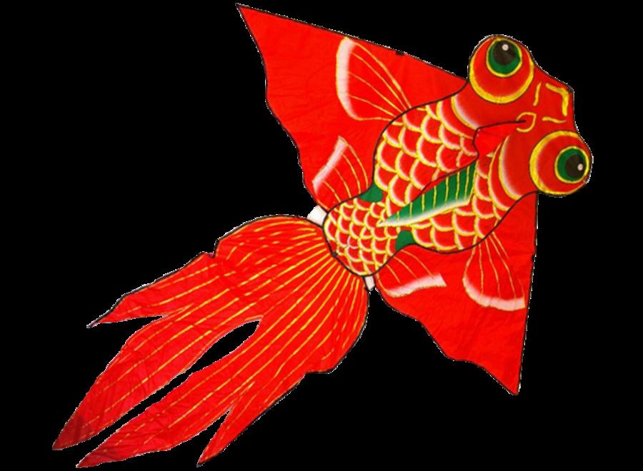 Giant Goldfish Kite