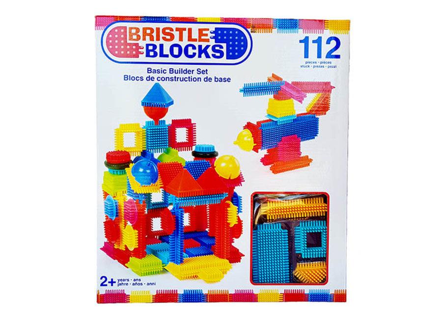 Bristle Blocks 112 pcs