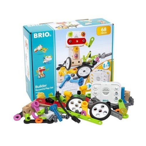 Brio BRIO Builder Record Play Set